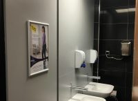 Pulse advertisement campaign with P&G's Always Discreet and LloydsPharmacy