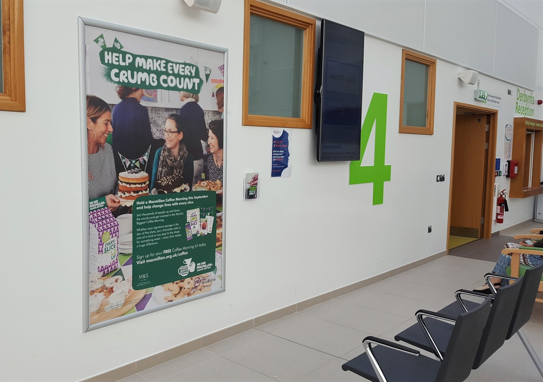 FAQs - Pulse Outdoor Media - Macmillan cancer campaign